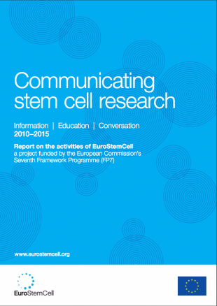 Communicating Stem Cell Research