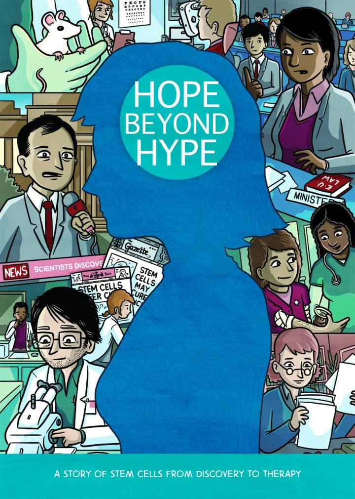 Hope Beyond Hype Comic