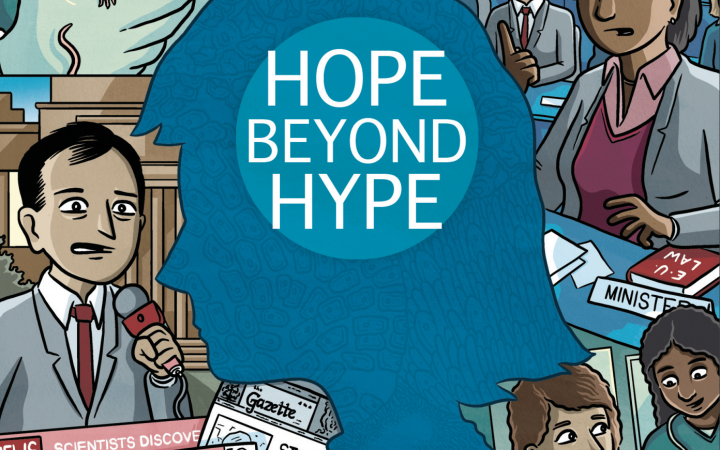 Hope Beyond Hype Titlepage